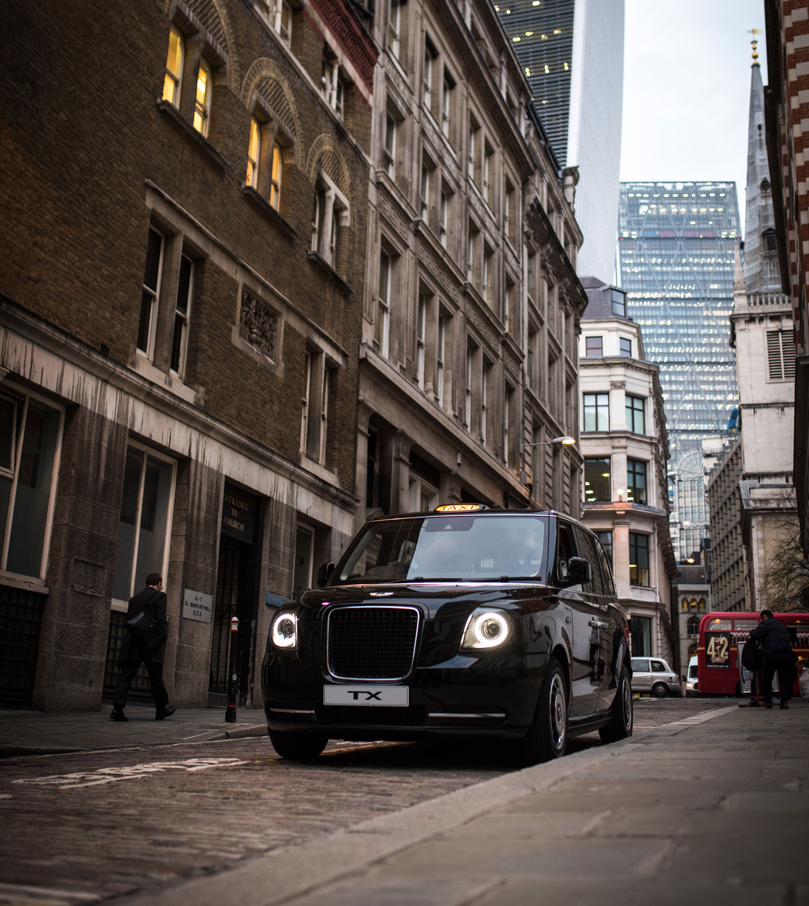 Taxi by Octopus - Electric Taxi Financing